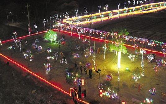 台州节日灯企业拓展国内景观灯市场,增强海外仓竞争力钢绞线
