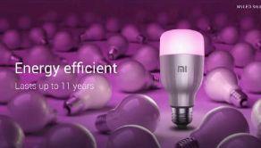小米和Yeelight共同研发的米家LED智能灯泡正式发布定州